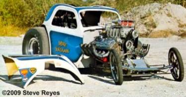 Mike Sullivan Racing - History
